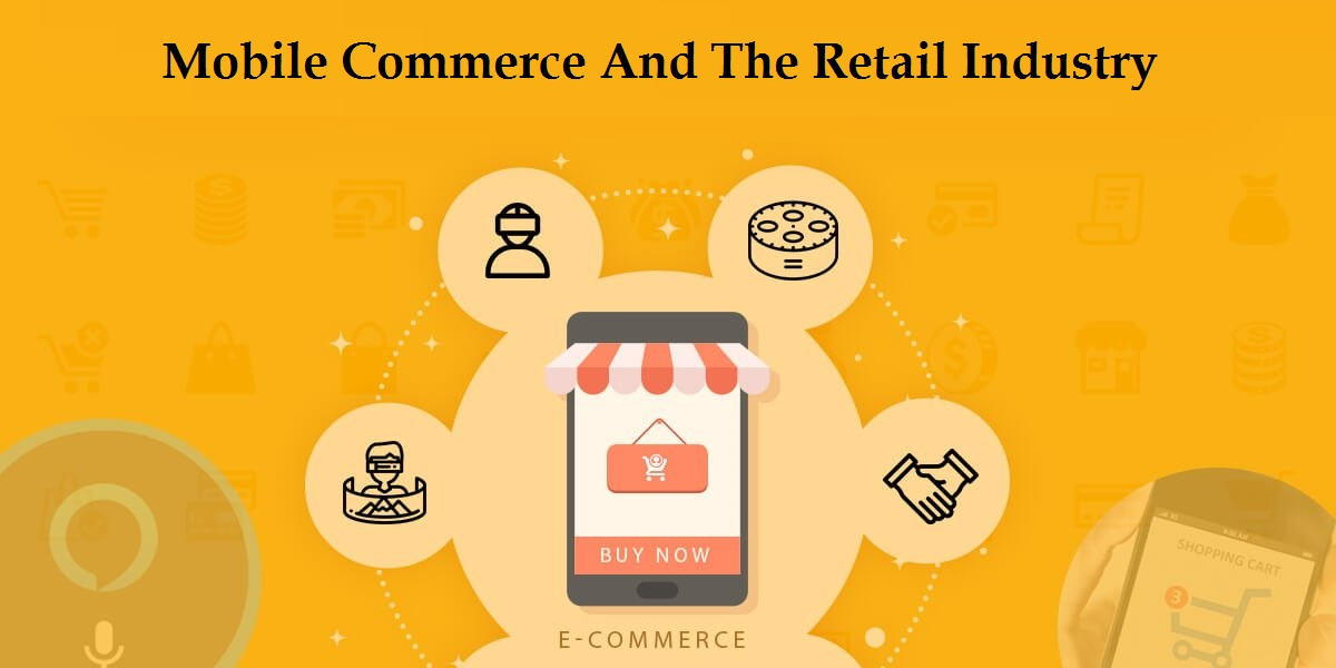 mcommerce and retail industry