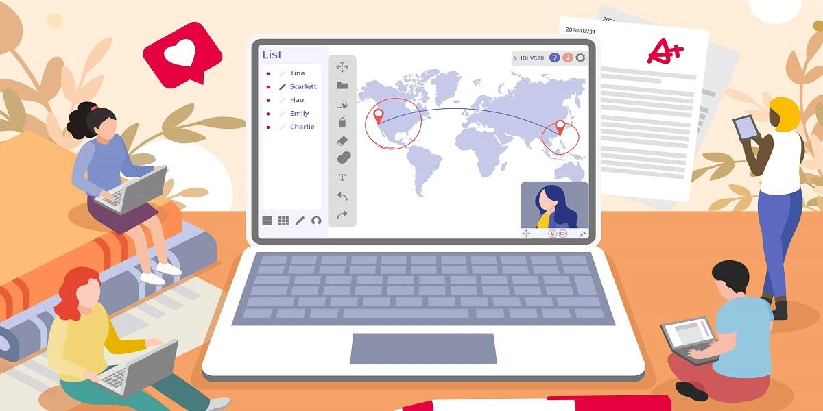 virtual class in education