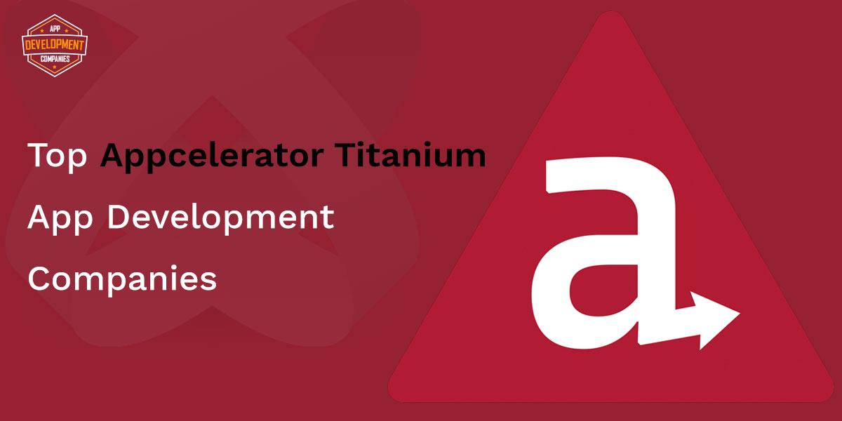 appcelerator titanium app developers