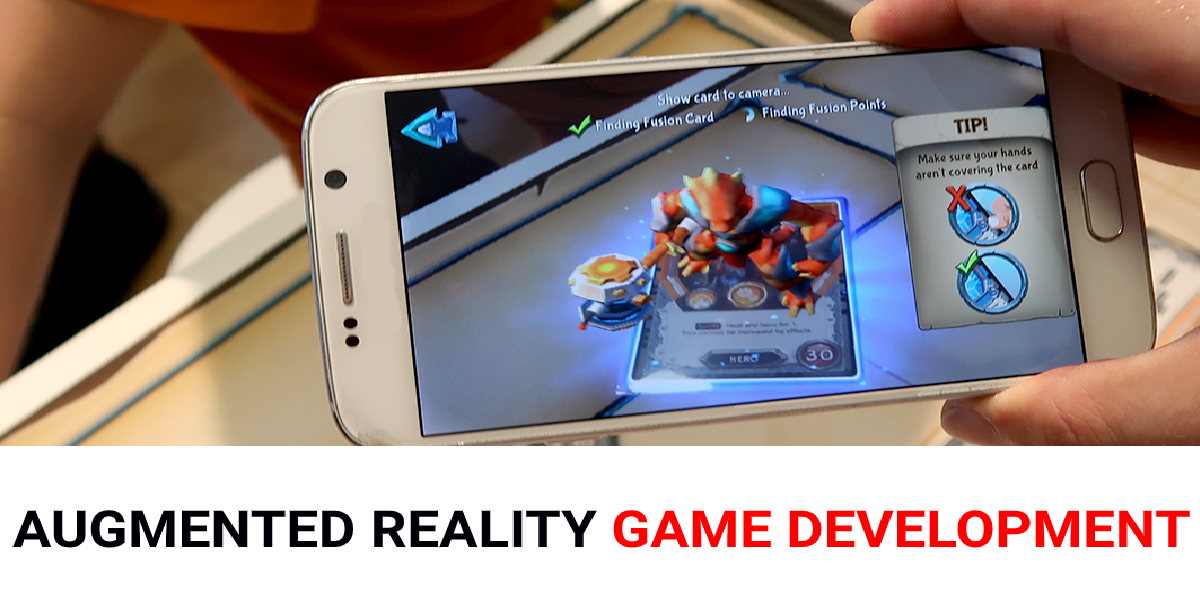 ar game development