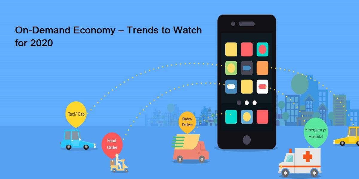 on-demand trends