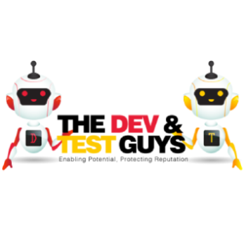 the dev and test guys